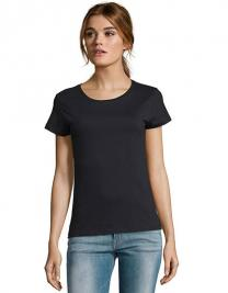Womens Short Sleeved T-Shirt Milo